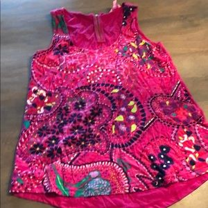Lilly Pulitzer Tank- Multi Color